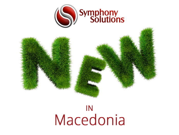 Symphony Solutions opened a new office in Macedonia