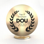 DOU names Symphony Solutions among Best IT Employers in Ukraine 2020